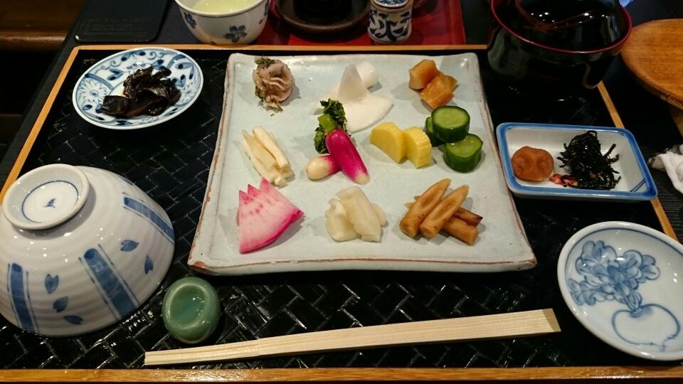 今日は京都に来ました‼