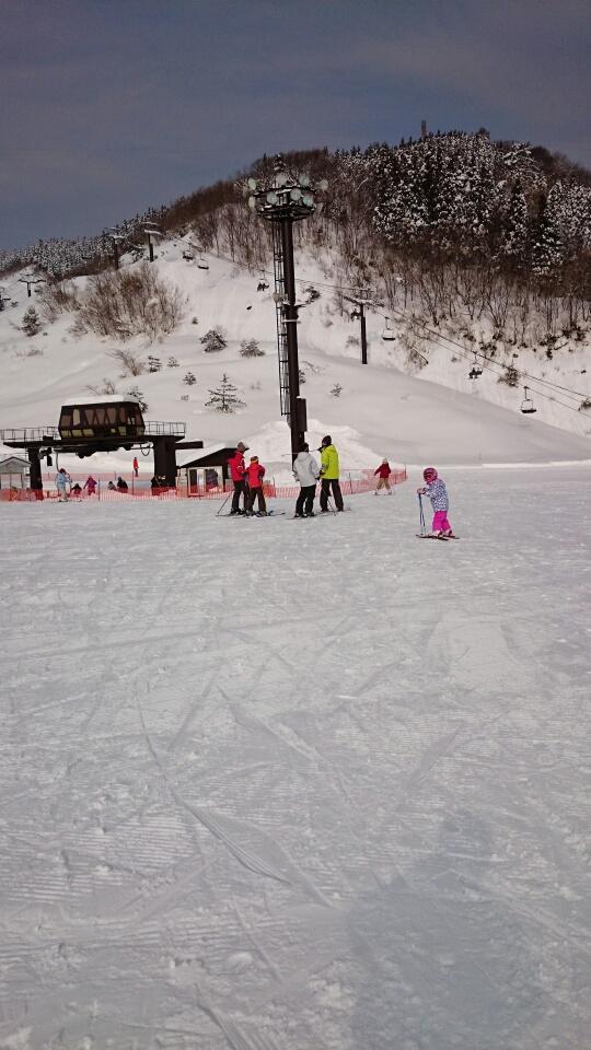 スキー好き!
